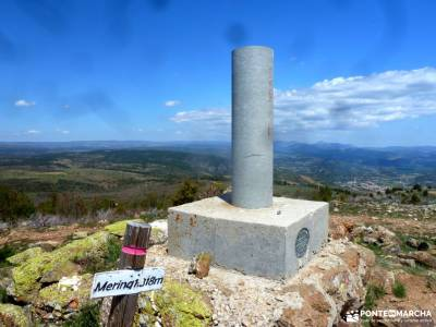 Cebreros-La Merina-Río Alberche;fuentes de algar ponton de la oliva castillo de zafra nacimiento de